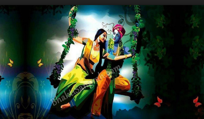lord krishna and radha 3d images wallpaper directory