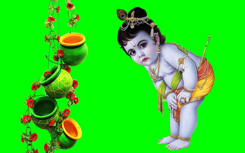Lord Krishna Beautiful HD Wallpapers