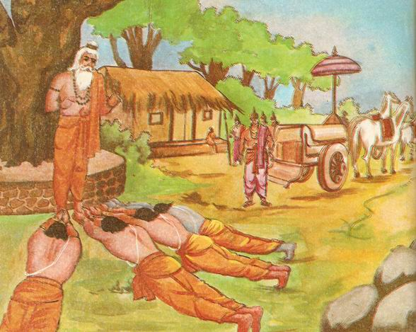 Ramayan Part 1 ChildHood (8)