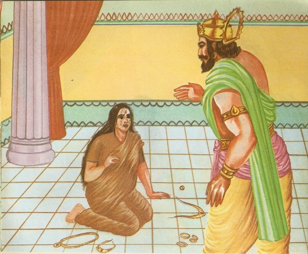 Ramayana Part-3 Dasharatha Promise (11)