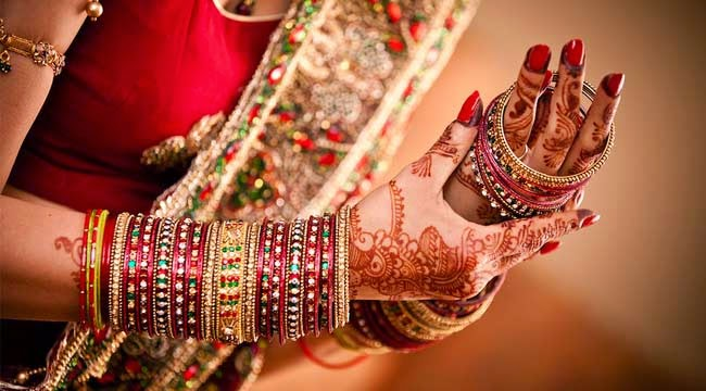 BRIDAL JEWELLERY An important element at Indian Wedding - 7 Vachan : 7 Promises in traditional Indian wedding