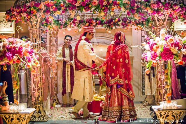Grand weddings - 7 Vachan : 7 Promises in traditional Indian wedding