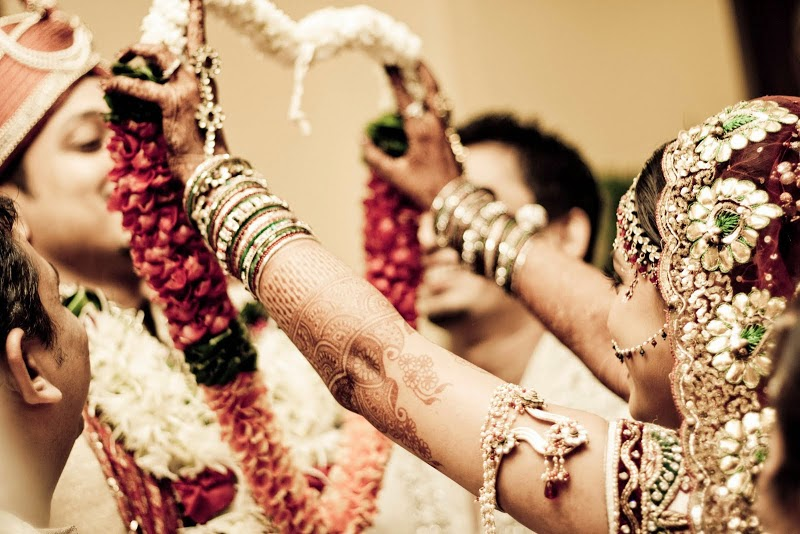 Indian wedding - 7 Vachan : 7 Promises in traditional Indian wedding
