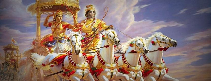 Mahabharat Title Song - Quotes by Lord Krishna from Bhagavadgita
