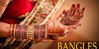 Why do Indian women wear Bangles