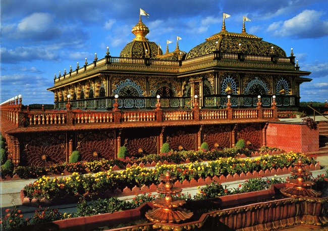New Vrindaban West Virginia - 31 Hindu Temples Outside of India that You Should Visit