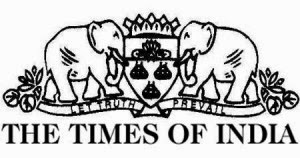 The Times of India Logo 300x158 - Logo's of Indian Institutes and Corporation