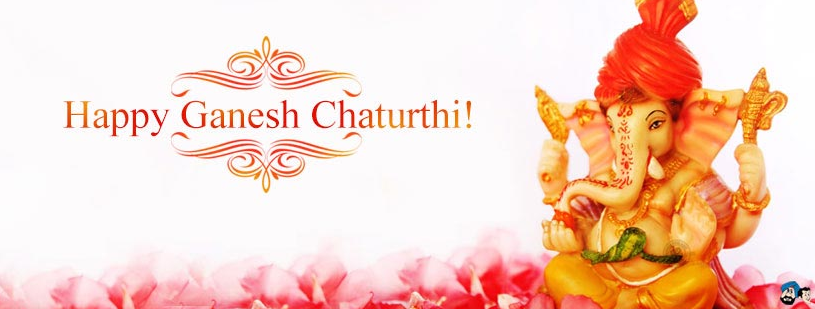 Happy Ganesh chaturthi fb images, wallpapers, pics, photos