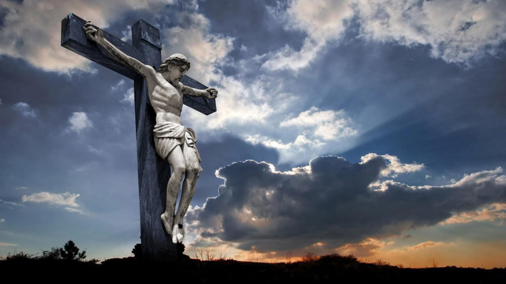 Crucifix high resloution wallpaper