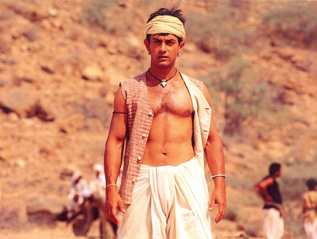 lagaan 635543440204141309 - Aamir Khan, Master of Disguise: From Qayamat Se Qayamat Tak to PK