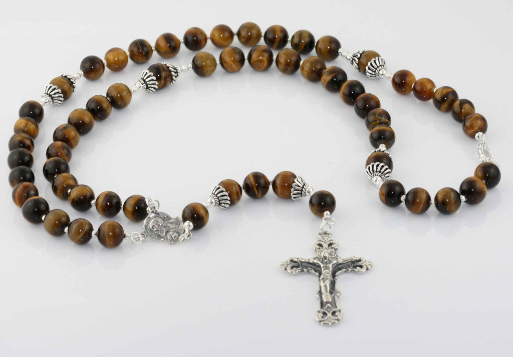 Widescreen wallpaper of Rosary