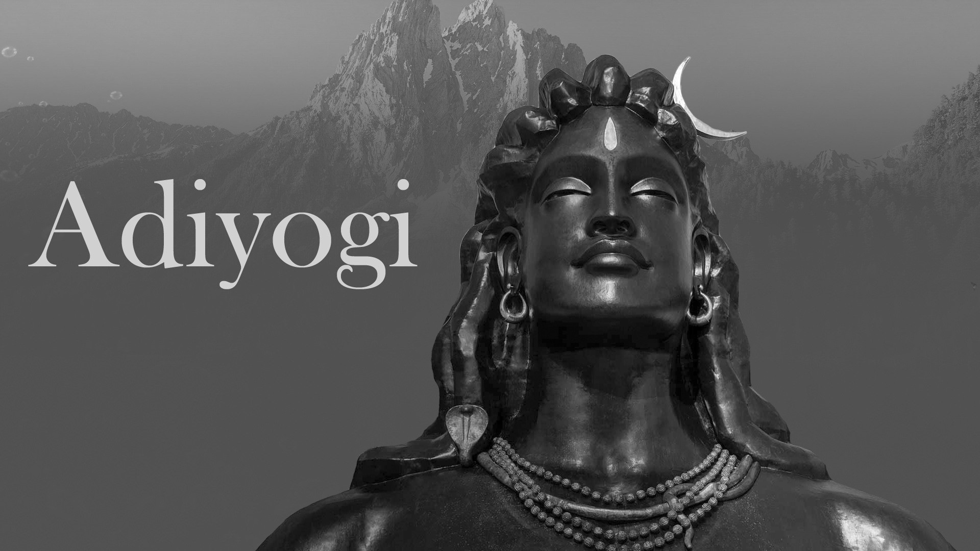 Adiyogi Shiva Wallpaper