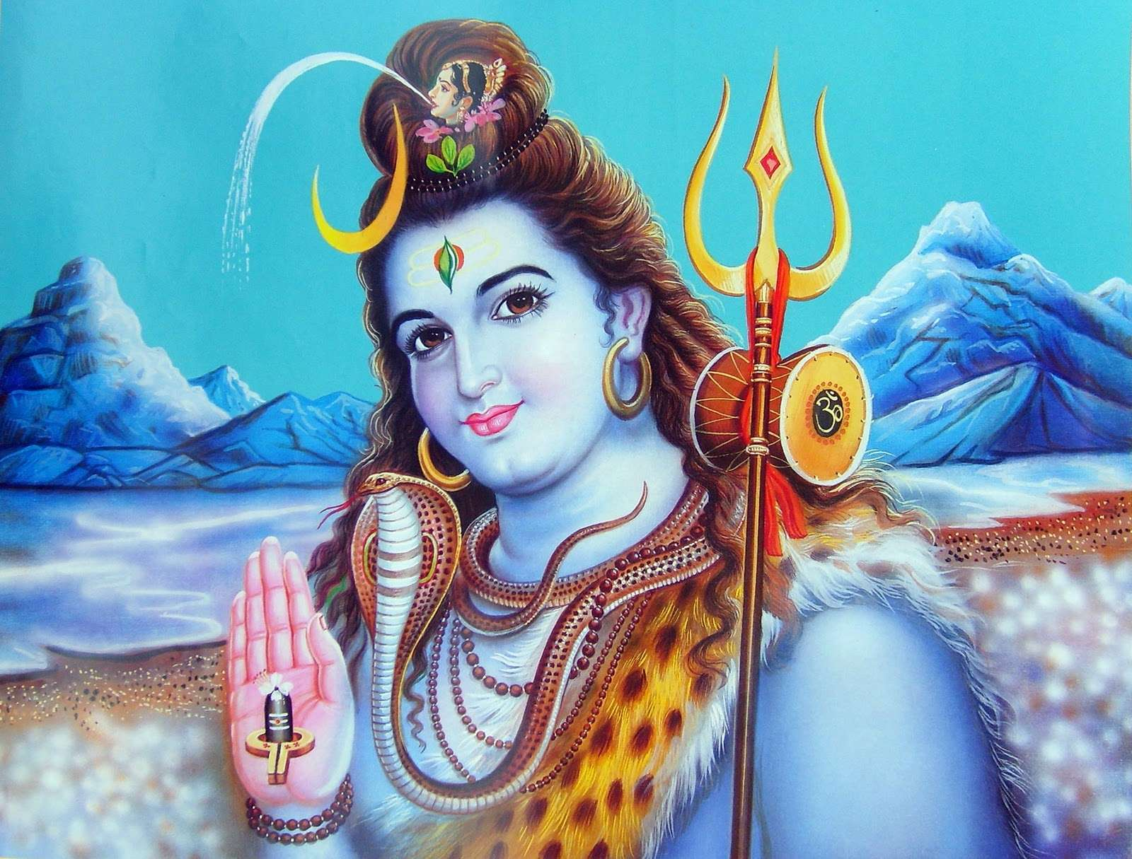 Lord Shiva Beautiful Photo