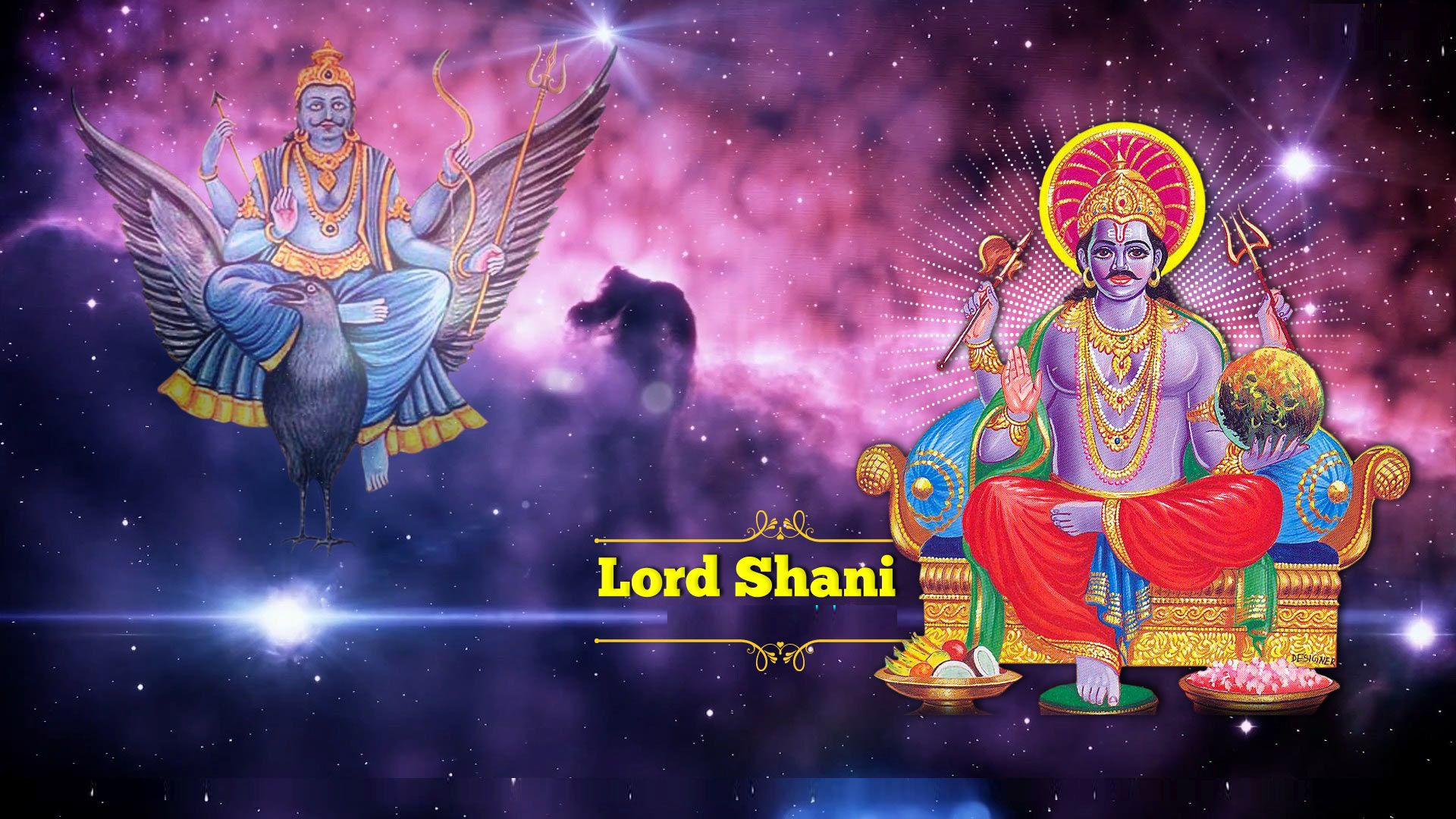 Shani Dev - Lord Shani Dev Wallpapers