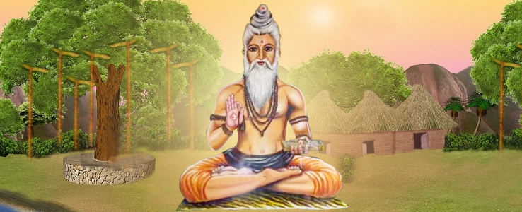 atri rishi - 15 Persons who lived from Ramayana to Mahabharata