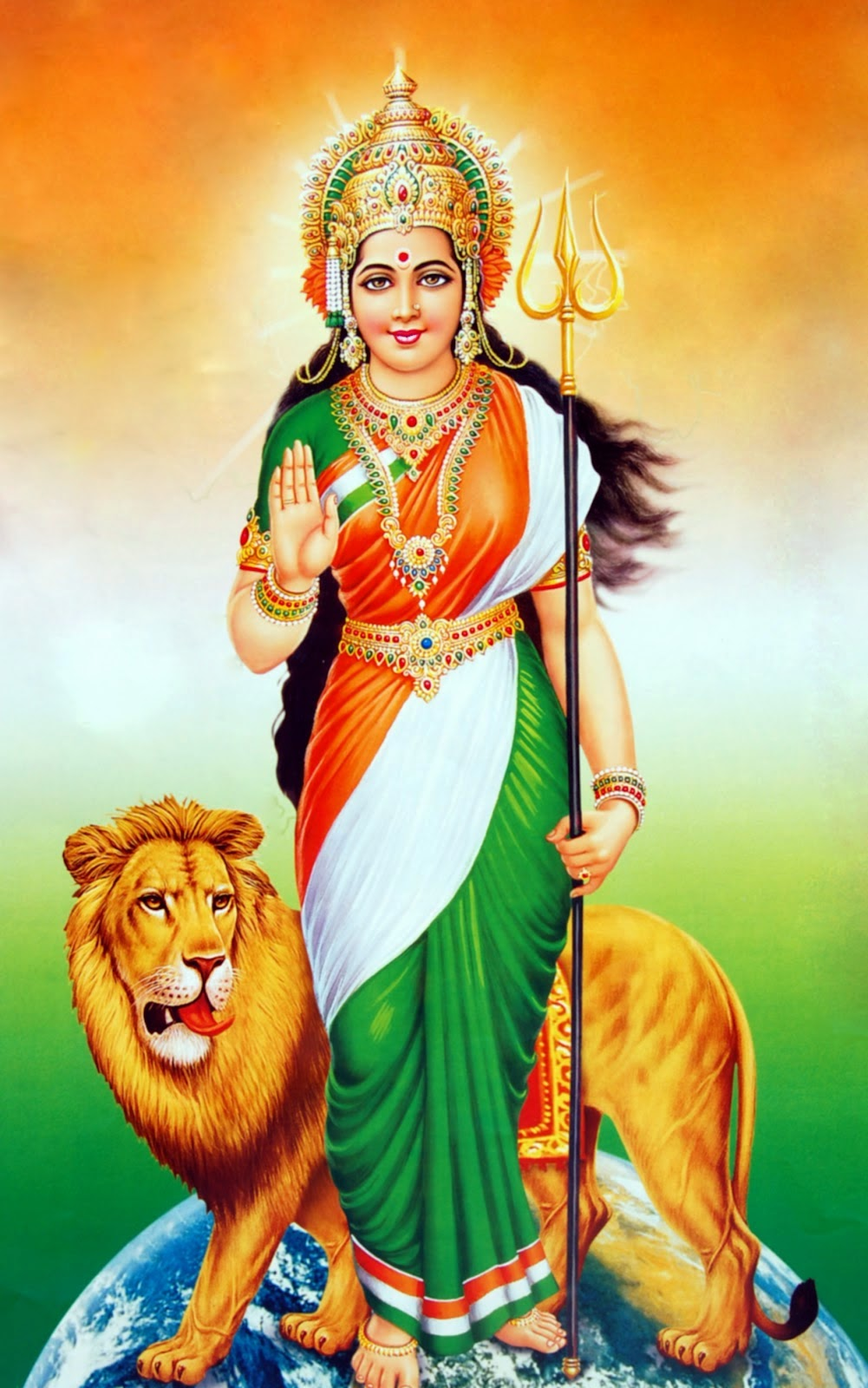 bharatmata - Bharat Mata : The Mother India