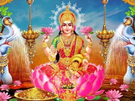 Goddess Lakshmi Wallpaper